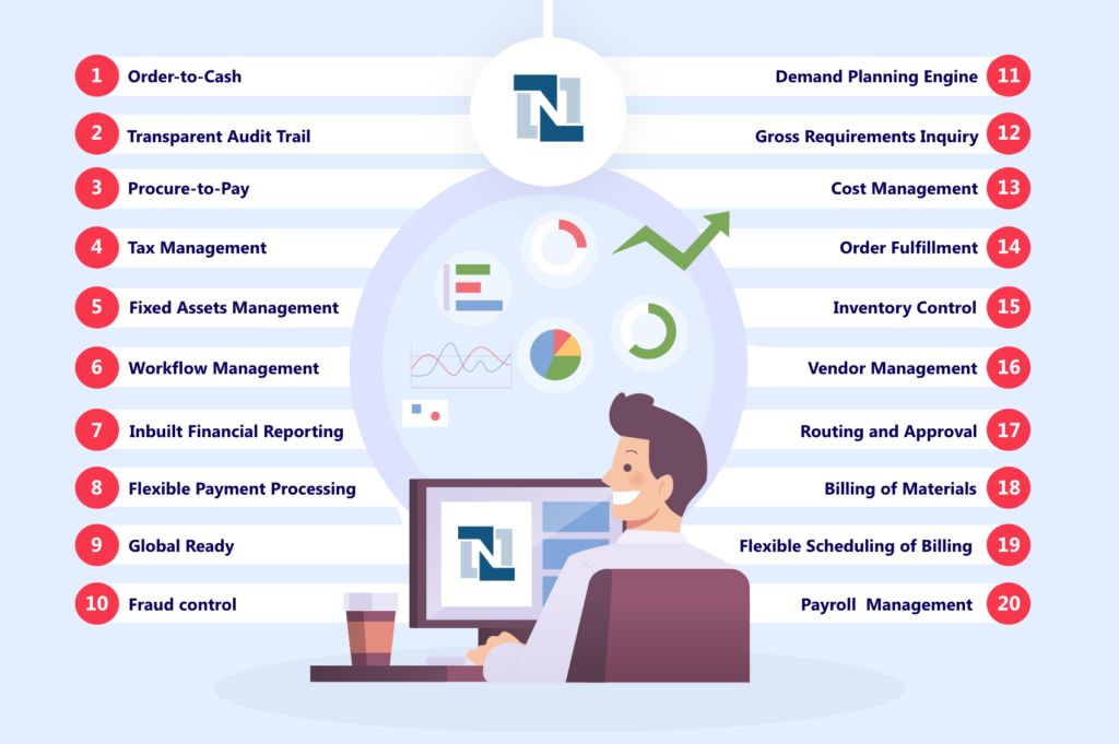 Netsuite Accounting Features