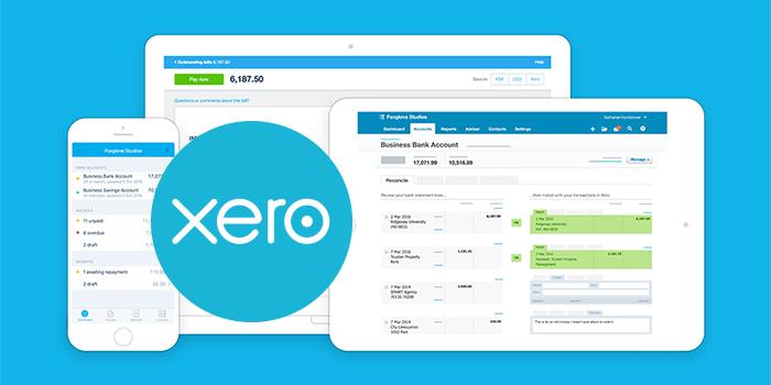 Xero features
