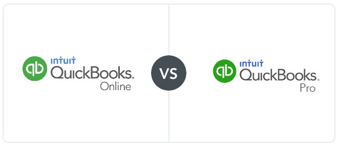 Quickbooks Online vs Desktop: Features