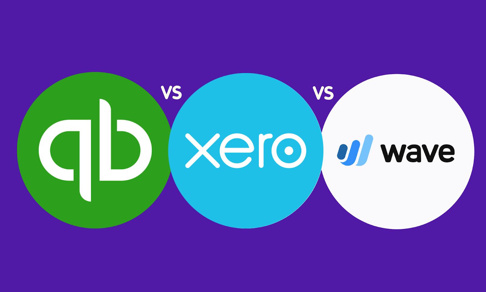 QuickBooks vs Xero vs Wave: Choosing The Best (Detailed Comparison)