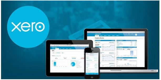 Accounting software Xero
