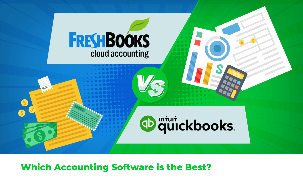 Quickbooks vs Freshbooks: Decide the Best For Your Business