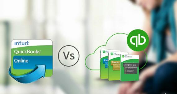 Quickbooks vs Quickbooks Online
