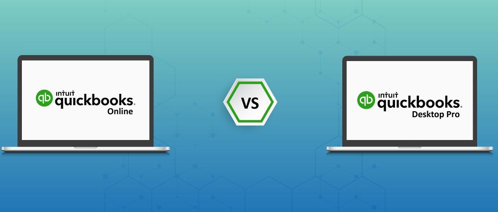 Quickbooks vs Quickbooks Online: Comparison To Choose The Best!