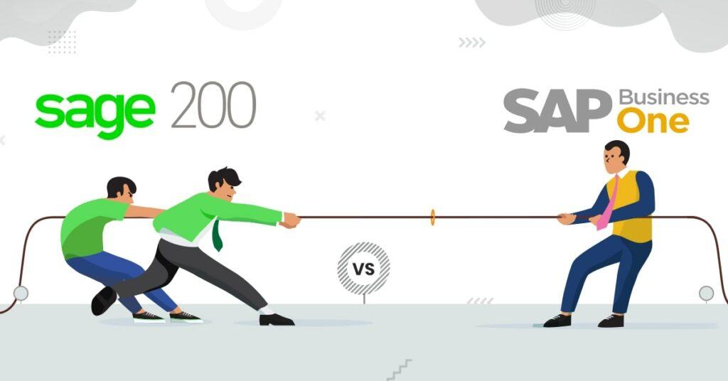 Peachtree vs SAP