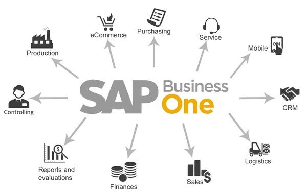Peachtree vs SAP integrations